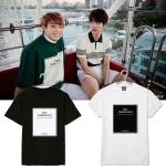 เสื้อยืดแฟชั่นเกาหลี BTS JUNG KOOK (ระบุสี)
