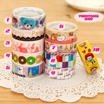 Cartoon Decorative Tape 1