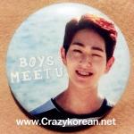 [พร้อมส่ง] เข็มกลัด SHINee-Boy Meet U (Onew)