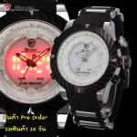 นาฬิกาข้อมือชายแฟชั่น Shank Sport watch SH167
