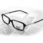 กรอบแว่นตา MB115 กรอบดำขาทอง