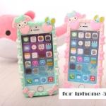 case iphone 5 / 5s ซิลิโคนมายเมโลดี้น่ารักมากๆ สวยหวานเจ้าหญิ๊งเจ้าหญิง ราคาส่ง ขายถูกสุดๆ