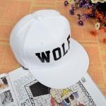 หมวก Wolf Exo สีขาว