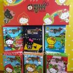 (พร้อมส่ง) HELLO KITTY Fairy Tales full box set คอลเลกชั่นสะสมคิตตี้แฟร์รี่เทลล์เซ็ต 6 ชิ้น Ox , Red Riding Hood , Frog , Ugly Duckling , Mcdelivery , Witch , Singing , Bone