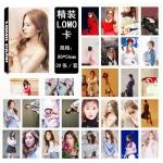 ชุดรูป LOMO Red Velvet Irene