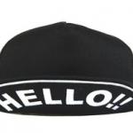 หมวกปีกเปิด runningman hello