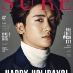 SURE 2015.12 (ZE:A : Park Hyung Sik, GOT7, AOA, Heize, Roy Kim)