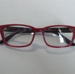 กรอบแว่นตาเกรด A พร้อมเลนส์กรองแสง รุ่น 17