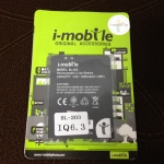แบตเตอรี่ ไอโมบาย BL- 203 (I-mobile) IQ 6.3 ความจุ 3000 mAh