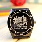 นาฬิกา BEAST (กันน้ำ) สีดำ