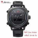 นาฬิกาข้อมือชายแฟชั่น Shank Sport watch SH495
