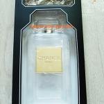 เคสขวดน้ำหอม Chanel Iphone 5/5s ใส ป้ายเล็ก case ใหญ่กว่า