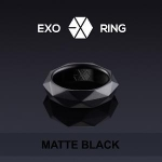 EXO - OFFICIAL RING (MATTE BLACK)