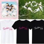 เสื้อยืดแฟชั่นเกาหลี Seventeen17 Love Letter