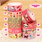 Cartoon Decorative Tape 6
