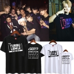 เสื้อยืด (T-Shirt) GOT7 TURBULENCE in USA 2017