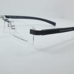 กรอบแว่นตา Porsche P8164 กรอบดำ