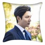 หมอนอิงสกรีนหน้า-หลัง Lee Min Ho (the legend of the blue sea)