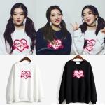เสื้อแขนยาว (Sweater) Red Velvet - Heart Club