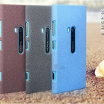 New design grinding sand shell cover Case for Nokia Lumia 920