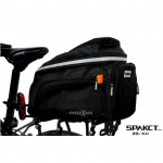 กระเป๋า SPAKCT Rear Bag, include Rain Cover (BL-02)