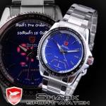 นาฬิกาข้อมือชายแฟชั่น Shank Sport watch SH002