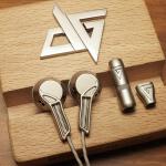 ขาย Auglamour AG-Rx1 หูฟังเอียบัดบอดี้โลหะหรู มี 3 สี
