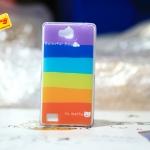 TPU Cartoon case for Huawei Honor 3C
