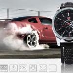 นาฬิกาข้อมือชาย Shark Sport Watch SH092