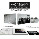 [DVD]- EXO PLANET #2 DVD (2 DISC) DISK(DVD) - in SEOUL