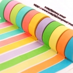 Candy-Colored Masking Tape