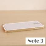 เคส note 3 Case Samsung Galaxy note 3 Bumper ขอบเคส 2 ชิ้น ซิลิโคนหุ้มขอบพลาสติก สลับสีหวานๆ แนวสุดๆ ราคาส่ง ขายถูกสุดๆ