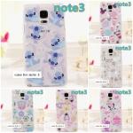 เคส note 3 Case Samsung Galaxy note 3 พลาสติกลายการ์ตูนดิสนีย์มินนี่ ชิพเดล หมีพูห์ ราคาส่ง ขายถูกสุดๆ