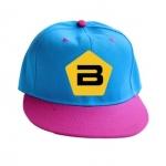 หมวกBIGBANG (สีฟ้า)