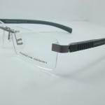 กรอบแว่นตา Porsche P8164 กรอบเทา
