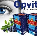 OVT OPVITA CAPSULE โอวีที ออฟไวต้า แคปซูล บำรุงสายตา