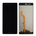 เปลี่ยนจอ Huawei Ascend P9 (EVA-L19) หน้าจอแตก ทัสกรีนกดไม่ได้