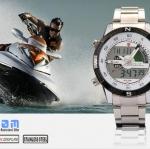 นาฬิกาข้อมือชาย Shark Sport Watch SH046
