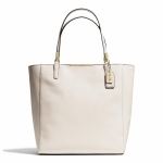 Pre-Order Coach MADISON NORTH/SOUTH TOTE IN SAFFIANO LEATHER STYLE NO. 28743