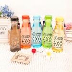 ขวดน้ำ #EXO (ระบุสีที่ช่องหมายเหตุเพิ่มเติม)