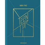 อัลบั้ม #TEEN TOP - Album Vol.2 [HIGH FIVE] (ONSTAGE Ver.)