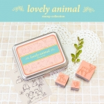 Lovely Animal Stamp Collection