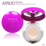 Ainuo Petals Moisturizing Whitening Cushion A479 + 1refill