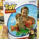 ห่วงยางแขนเด็กเล็ก Intex ลาย Toy story