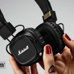 Marshall Major 2 Bluetooth หูฟัง Onear แบรนดัง ไร้สาย เบสแน่นฟังสนุก ให้อารมณ์นักดนตรี