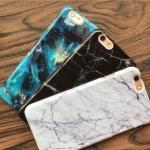 Case iPhone 6s Plus / 6 Plus (5.5 นิ้ว) พลาสติกลายหินอ่อนสวยมากไม่ซ้ำใคร ราคาถูก