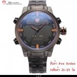 นาฬิกาข้อมือชายแฟชั่น Shank Sport watch SH197-SH202