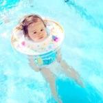 ทารกว่ายน้ำ ได้มากกว่าความสนุกสนาน