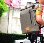 กระเป๋า ROSWHEEL canvas messenger bag for fashion and leisure 14702