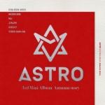 (ASTRO) - AUTUMN STORY (3RD 미니앨범) (A 버전, 레드)